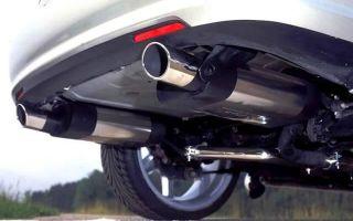 Как выбрать герметик для выхлопной системы автомобиля