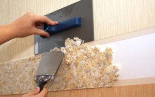 Как следует клеить жидкие обои на разные поверхности