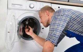 Как производится замена манжеты люка стиральной машины?