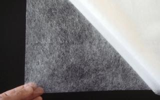 Инструкция по использованию клеевой паутинки для склеивания ткани