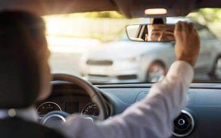 Как правильно приклеить зеркало заднего вида на лобовое стекло автомобиля