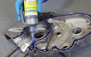 Как выбрать анаэробный герметик для двигателя
