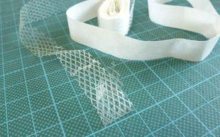 Как правильно приклеить паутинку на ткань утюгом