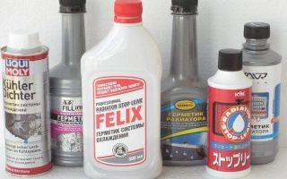 Как выбрать герметик автомобильный