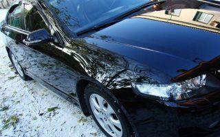 Описание и технология нанесения жидкого стекла на автомобиль