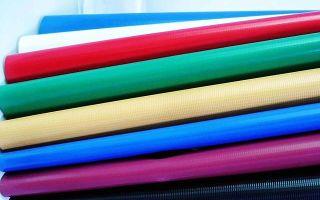 Как выбрать клей для баннерной ткани