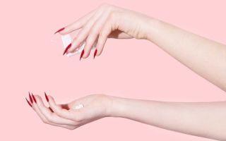 Как правильно приклеить накладные ногти?