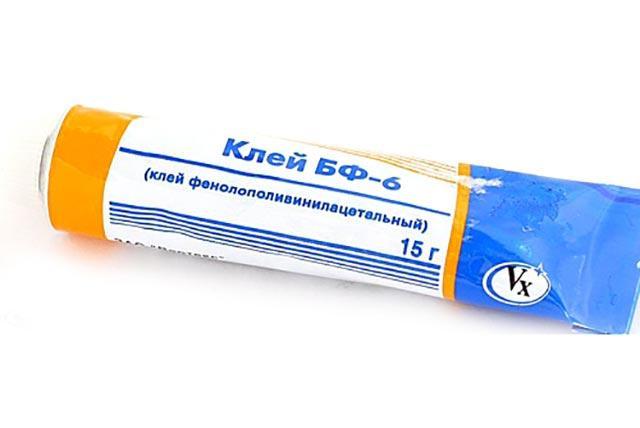 Медицинский клей БФ-6 – клей для заживления ран и порезов