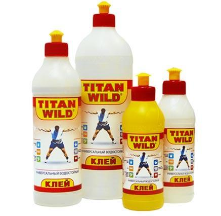 Клей Titan Wild – универсальный помощник в строительстве и ремонте!