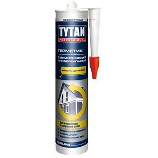 Силиконовый герметик универсальный Tytan