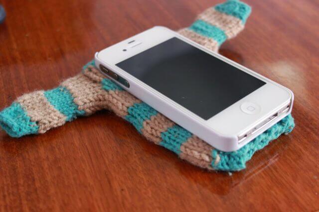 17 идей как сделать чехол для телефона своими руками