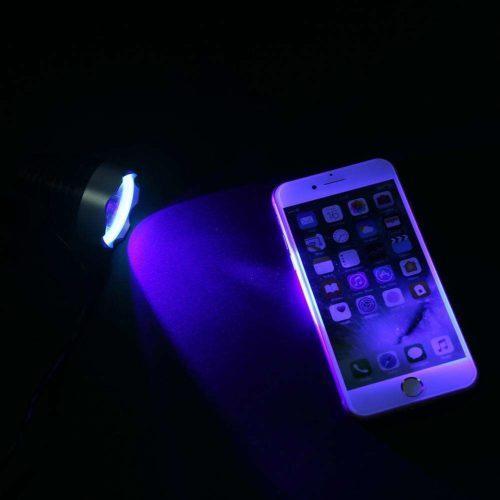 Ультра-фиолетовый клей