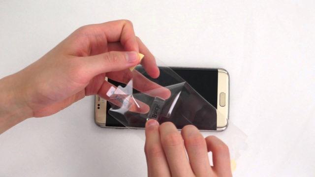 Пленка на Samsung