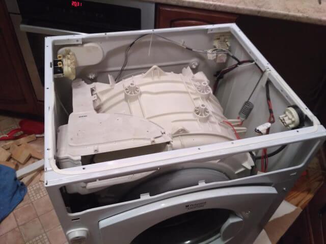Как правильно склеить бак стиральной машины после ремонта