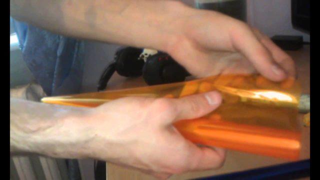 Как правильно клеить пленку на фары?
