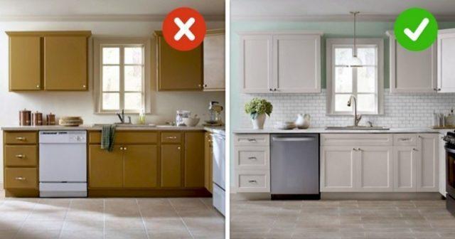 Как надежно обклеить шкаф пленкой?