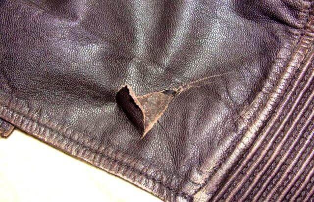 Как правильно заклеить кожаную куртку в домашних условиях