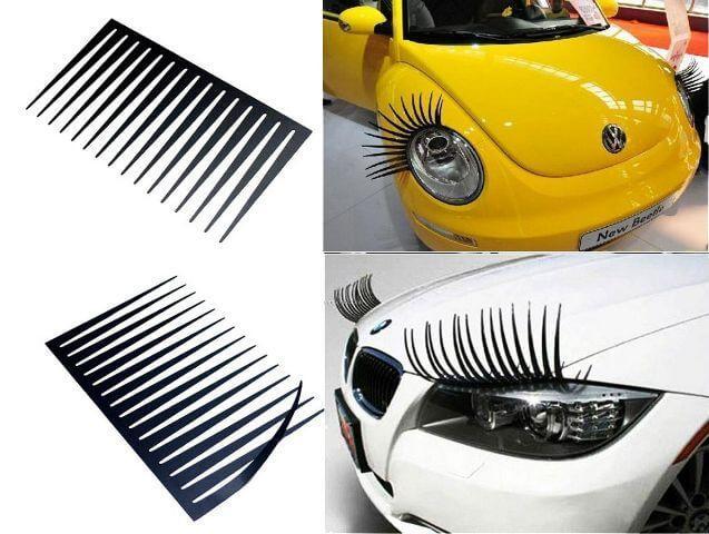 Реснички для автомобиля