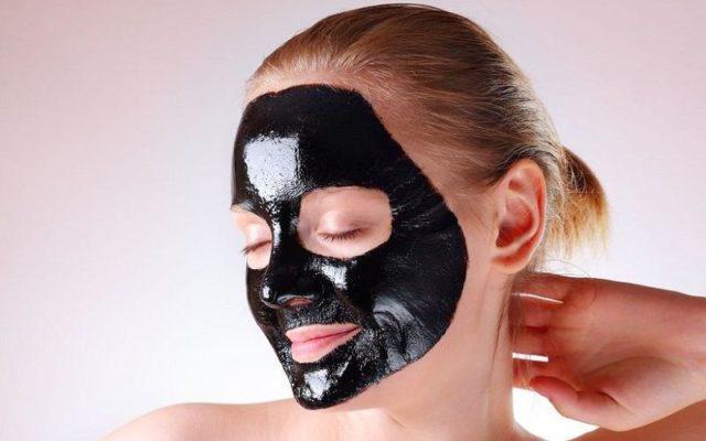 Как сделать маску из клея ПВА и активированного угля