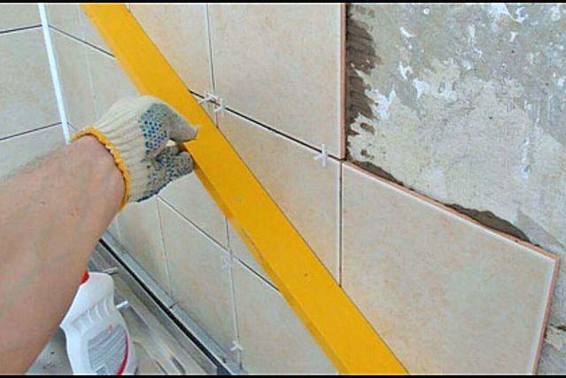 Как правильно клеить плитку на гипсокартон в ванной
