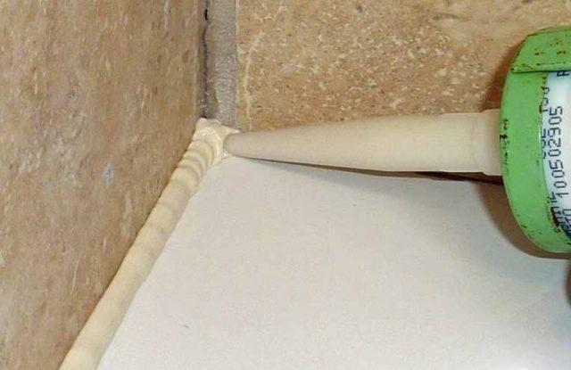 Сколько времени сохнет силиконовый герметик для ванной