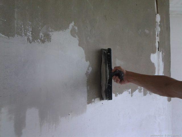 Тонкости работы в поклейке метровых обоев своими руками