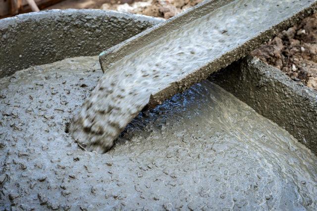 Использование жидкого стекла для бетона