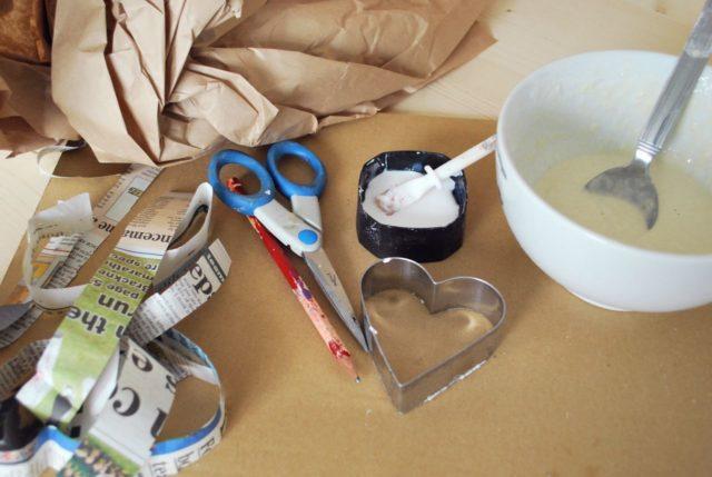 Как правильно сделать папье маше