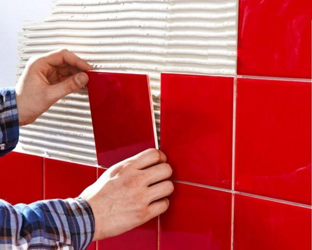 Какой выбрать клей для плитки в ванную