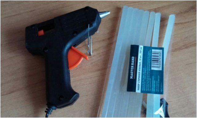 Устройство и изготовление клеевого пистолета в домашних условиях