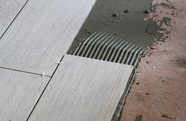 Обзор плиточного клея Кнауф