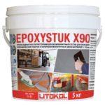 Клей Литокол Epoxystuk