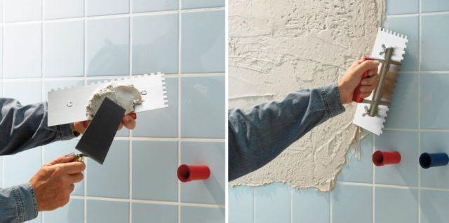 Как правильно класть плитку на стену – пошаговая инструкция