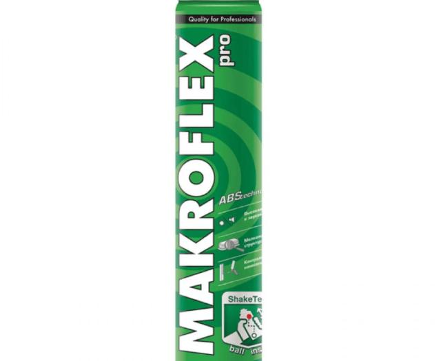 Макрофлекс (Makroflex) герметик силиконовый, клей-пена, технические характеристики