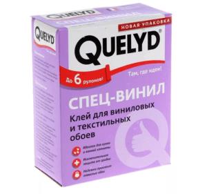 Разнообразие клея для обоев Quelyd (Келид): как правильно выбрать