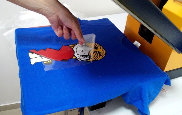 Как изготовить термонаклейки своими руками и нанести их на ткань